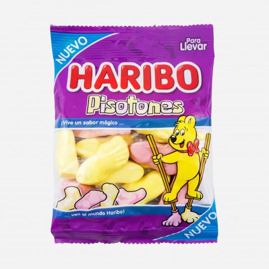Haribo Pisotones