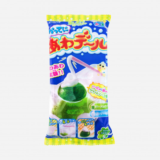 DIY Fushigi Hakken Awa De-Ru Melon Soda