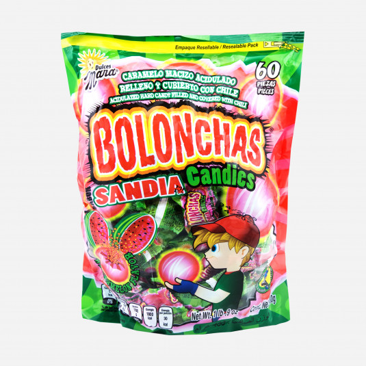 Mara Bolonchas Sandia