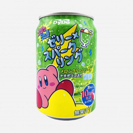 Purusshu Jerry X Sparkling Melon Cream Soda