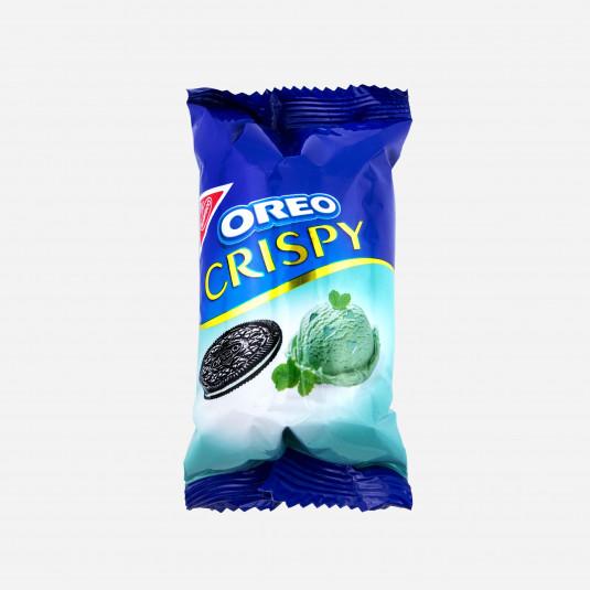 Oreo Crispy Mint Ice Cream
