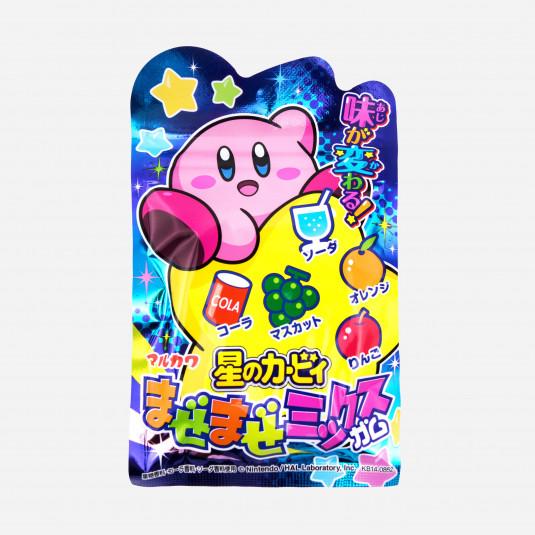 Kirby's Dream Land Maze-Maze Mix Chewing Gum