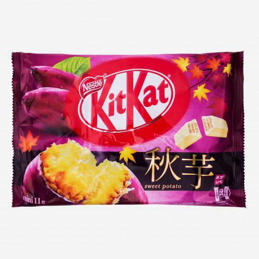 Kit Kat Autumn Sweet Potatoe