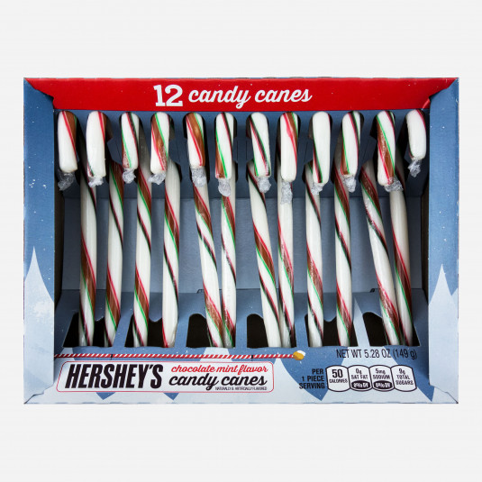 Candy Canes Chocolate Mint