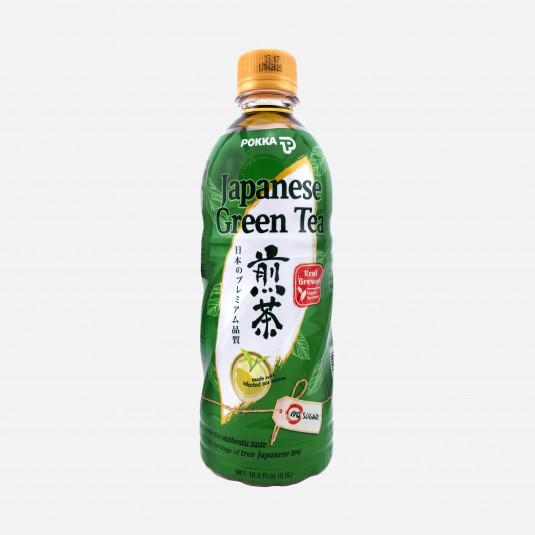 Pokka Japanese Tea Bootle