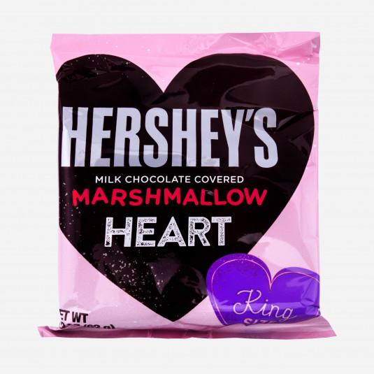 Hersheys Marshmallow Heart