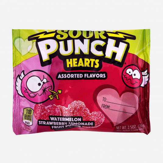 Sour Punch Hearts