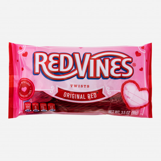 Red Vines Red Valentines Twists