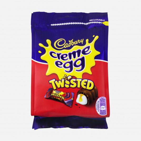 Cadbury Creme Egg Twisted
