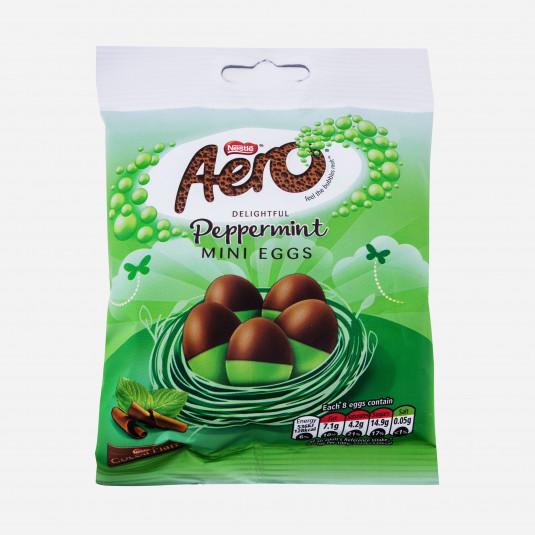 Aero Peppermint Mini Eggs