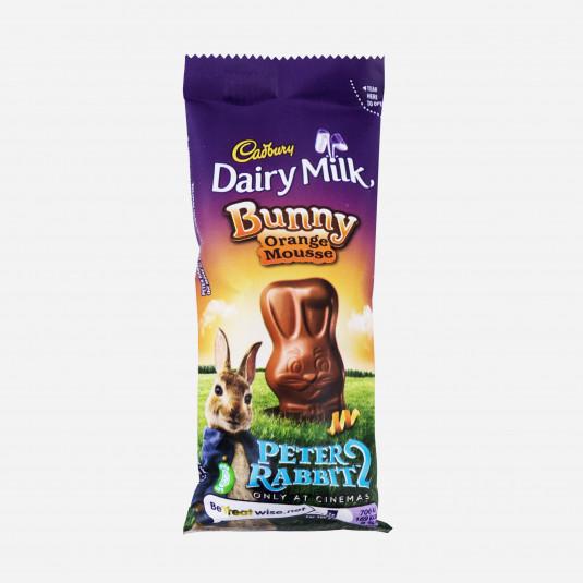 Dairy Milk Bunny Orange Mousse