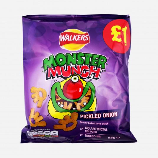 Monster Munch Pickled Onion Big