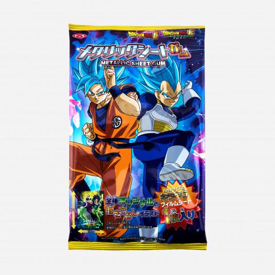 Dragonball Super Metallic Sheet Gamu
