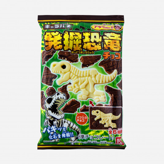Bandai Choco Dino