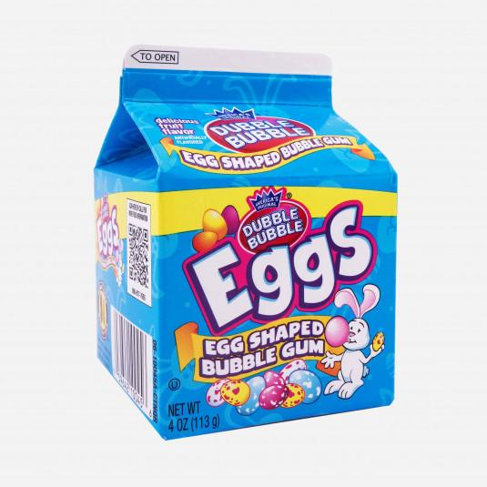 Dubble Bubble Egg Shape Bubblegum