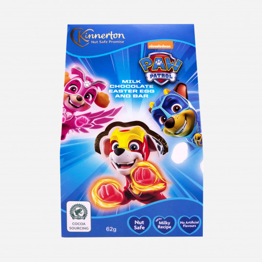 Paw Patrol Egg & Bar