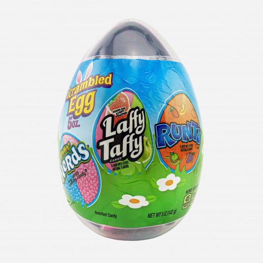 Spring Mixups Scramble Egg