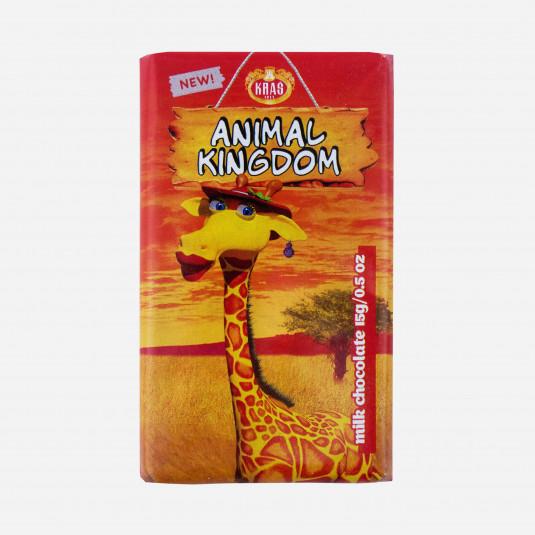 Animal Kingdom Schokolade