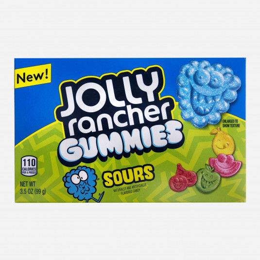 Jolly Rancher Gummies Sour