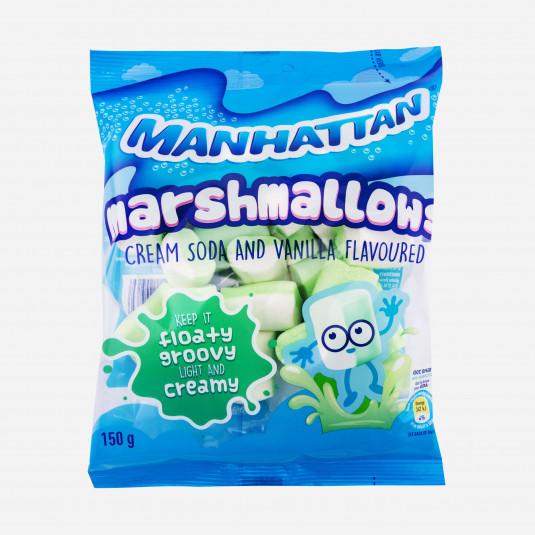 Manhatton Marshmallows Cream Soda & Vanilla