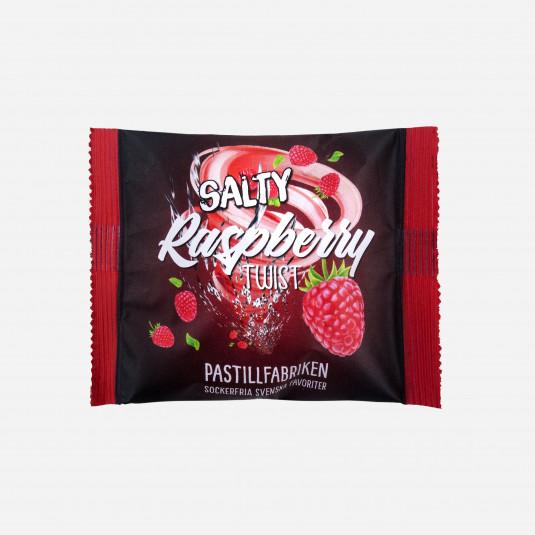 Pastillfabriken Salty Raspberry Twist
