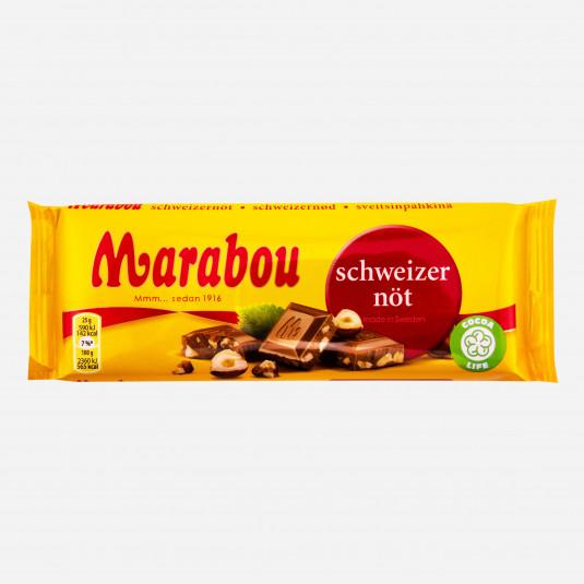 Marabou Schweizer Nöt
