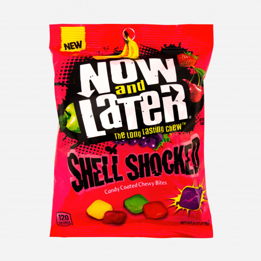 Now and Later Shell Schocked