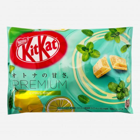 Kit Kat Mini Citrus Mint
