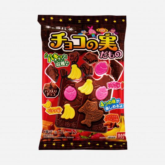 Hakkutsu Kyarapaki Choco