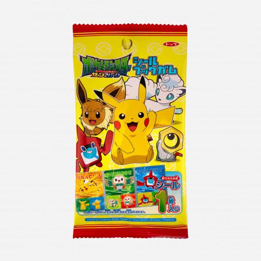 Pokemon Sticker Book Gamu