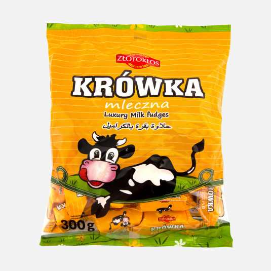 Korowka Milk Fudges
