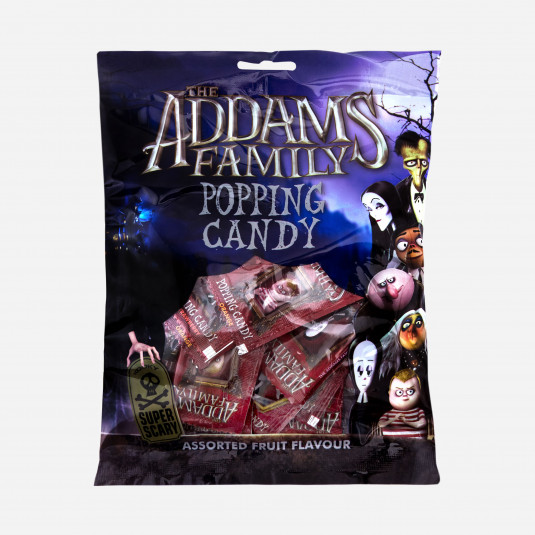 The Addams Family Choc Coverd Marshmallows