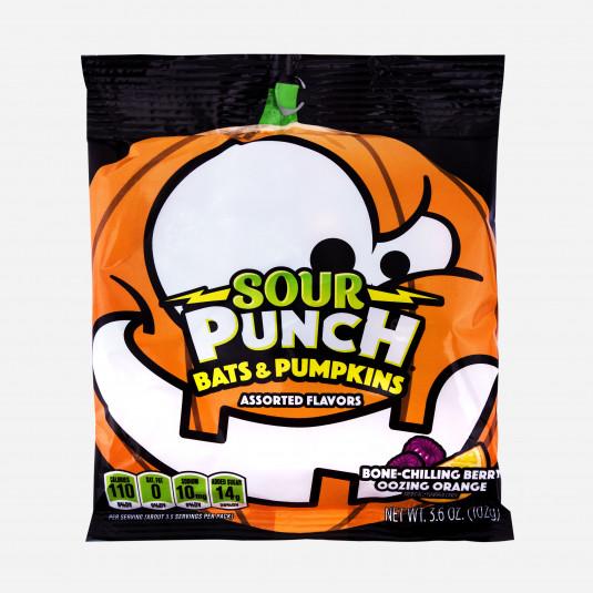Sour Punch Bats & Pumpkins