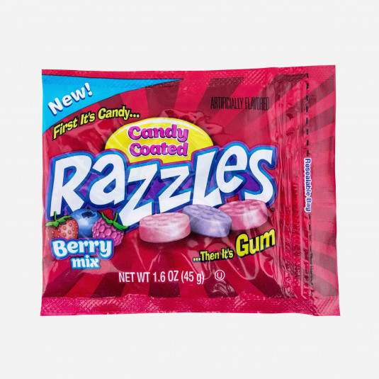 Candy Coated Razzles Berry Mix