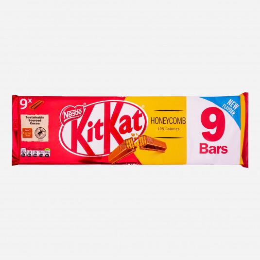Kit Kat Honeycomb 9 Bars