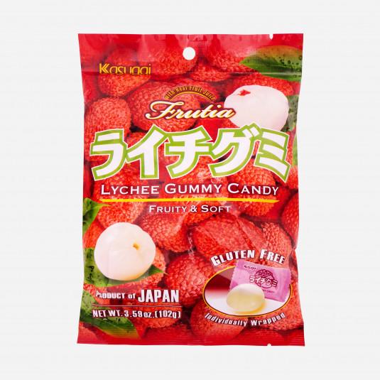 Kasugai Lychee Gummy Candy