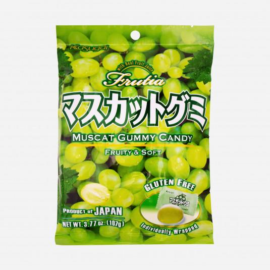 Kasugai Muscat Gummy Candy