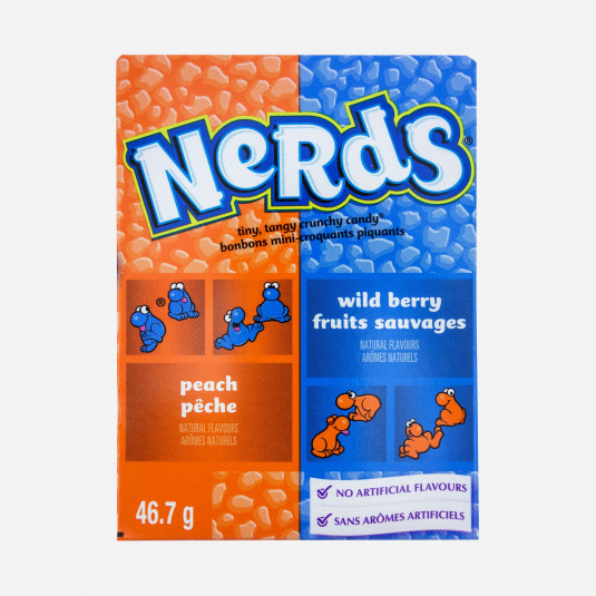 Nerds Wildberry and Peach