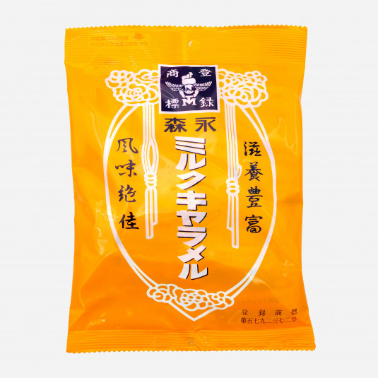 Morinaga Caramel Toffee Bag