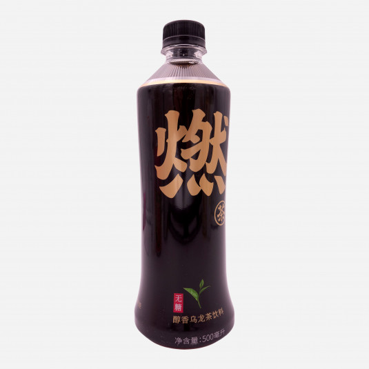 Genki Forest Oolong Tea