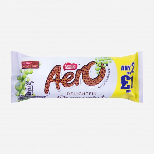 Aero Bubbly Peppermint