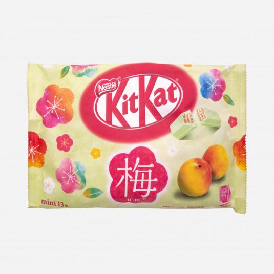Kit Kat Mini Ume