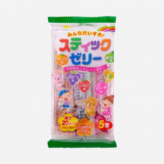 Minna Daisuki! Stick Jelly