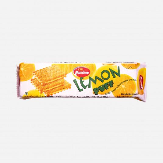 Munchee Lemon Puff