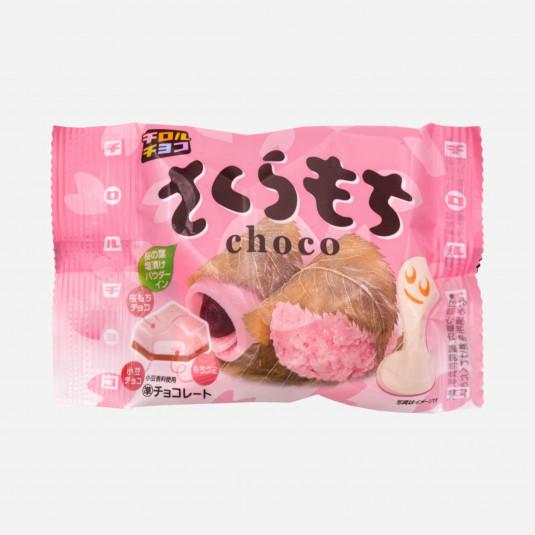 Tirol Choco Sakura Mochi
