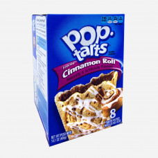 Pop Tarts Frosted Cinnamon Rolls