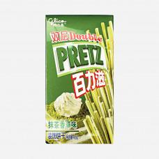 Double Pretz Matcha Vanilla