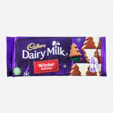 Dairy Milk Winter Edition