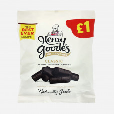 Henry Goode's Soft Liquorice