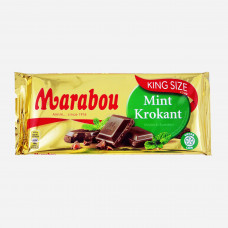 Marabou Mint Krokant King Size